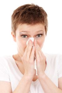 Immer krank im Urlaub? Poststress Symptome