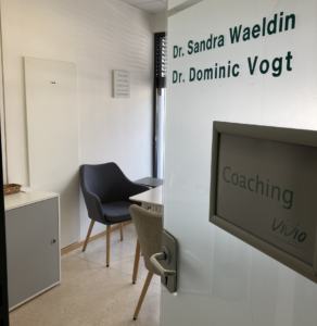Praxisräume Vivio Stressmanagement und Coaching Karlsruhe